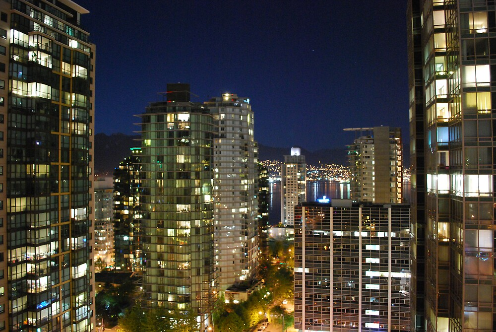 Vibrant Vancouver by Chatan