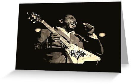 He'll Play The Blues For You! by Don Thomas
