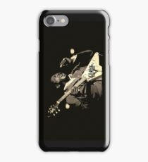 He'll Play The Blues For You! iPhone Case/Skin