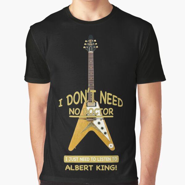 Albert King Graphic T-Shirt