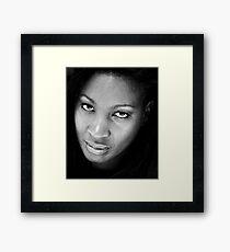 seductive Framed Print