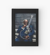 The Blues Will Never Die Hardcover Journal