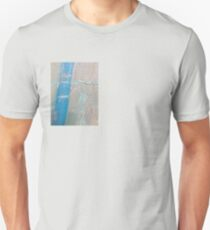 abstraction landscape spot land horizon mood T-Shirt