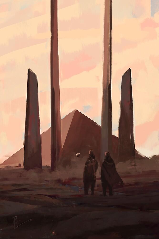 GATE by amirzand