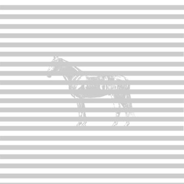 Blinds Horse by taeyo