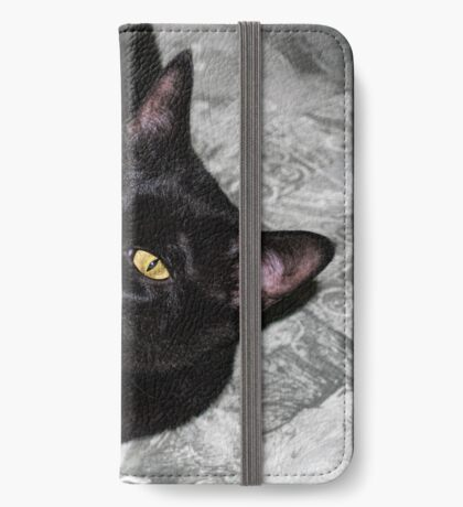 Badezeit iPhone Flip-Case