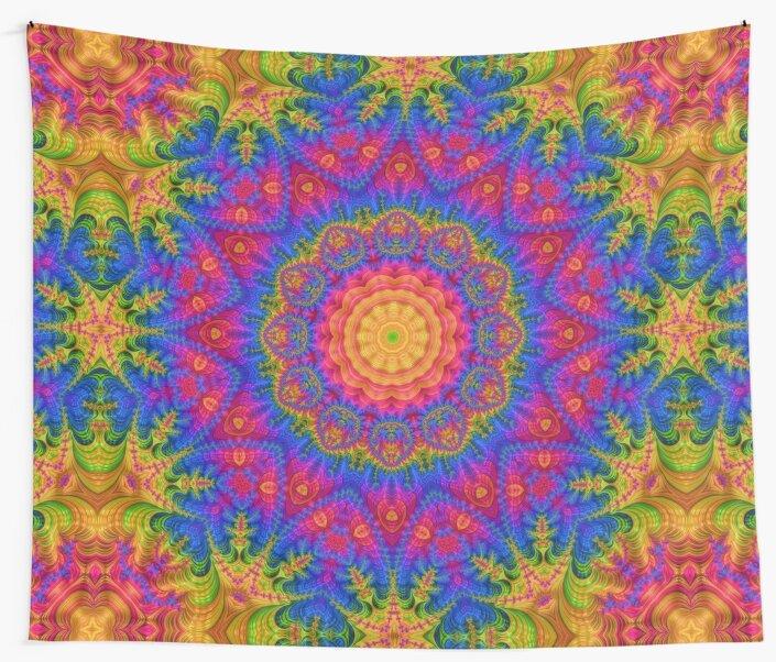 Dharma Mandala by Lyle Hatch