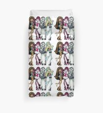 #MONSTER HIGH Duvet Cover