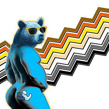 XL BEARS - XLBOOTY by ButchAlice