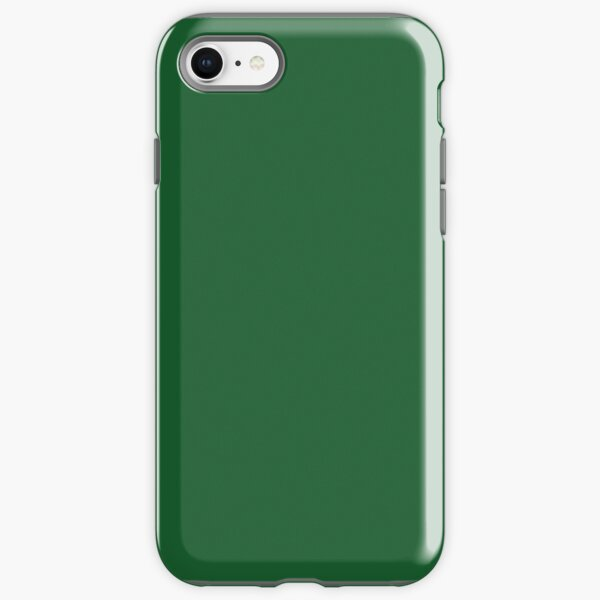 Avocado Green iPhone Tough Case