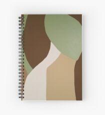 Flow II Spiral Notebook