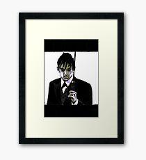 Gotham Oswald Cobblepot Robin Lord Taylor Framed Print