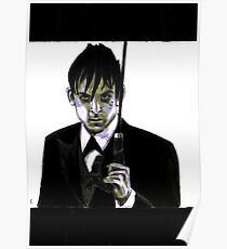 Gotham Oswald Cobblepot Robin Lord Taylor Poster