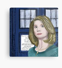 Doctor Whittaker Metal Print