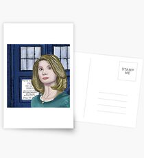 Doctor Whittaker Postcards
