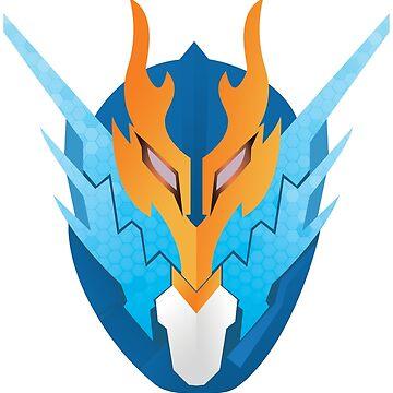 Kamen Rider Cross-Z by AzzyFox