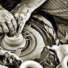 Hands of the Potter by Bob Wall