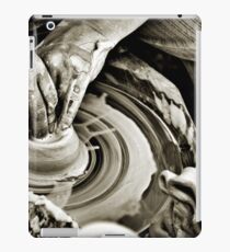 Hands of the Potter iPad Case/Skin