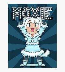 MOXIE Photographic Print