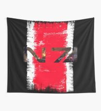 N7 London Wall Tapestry