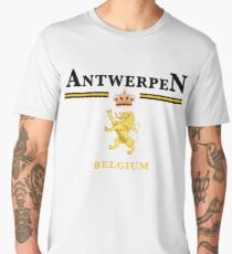Antwerpen, Belgium Men's Premium T-Shirt