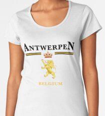 Antwerpen, Belgium Women's Premium T-Shirt