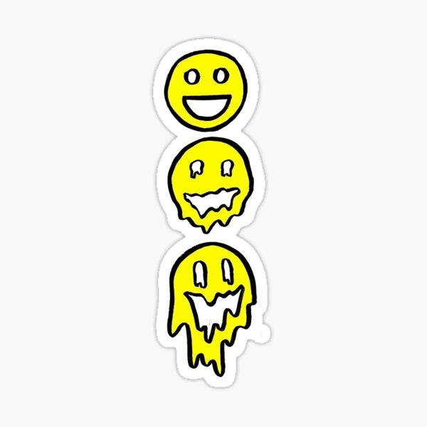 Happyyyy Sticker