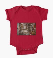 Steampunk - In the engine room One Piece - Short Sleeve