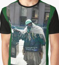 Creative Homeless Graphic T-Shirt