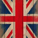 Battered But Defiant - Union Jack by Rasendyll