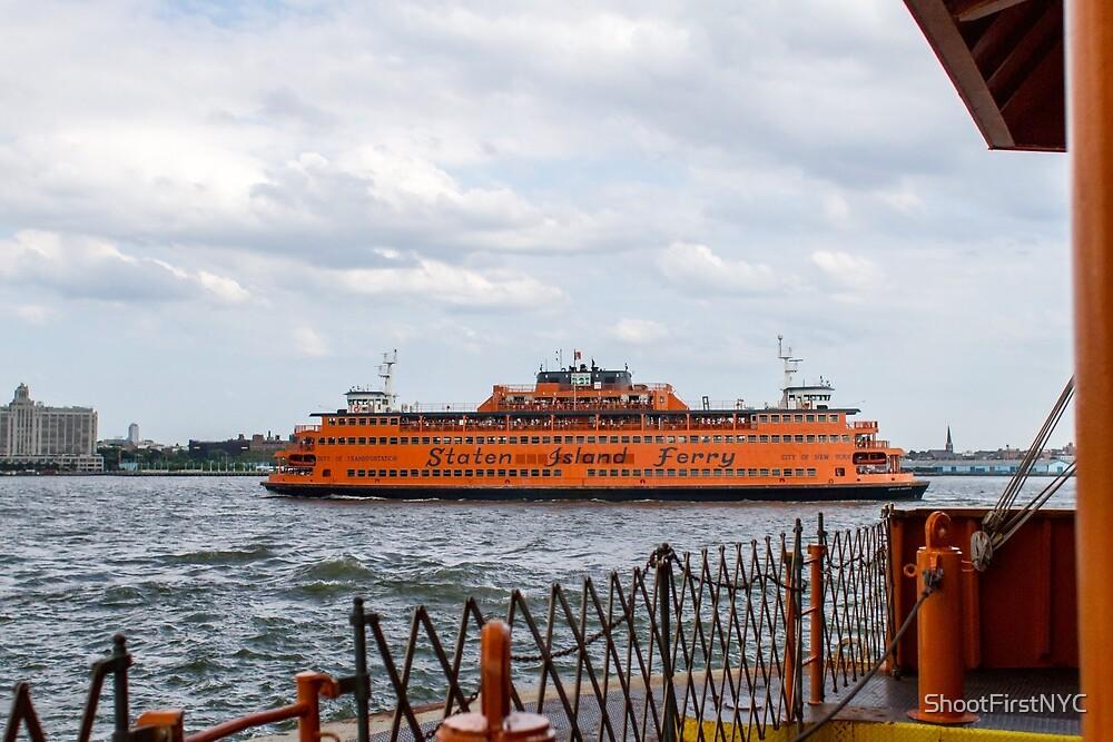«Ferry de Staten Island» de Sean Sweeney