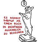 Books are helpfull / german  von Doggenhaus