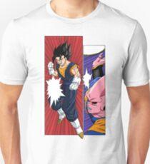 Dragon Ball Z - Vegito Manga Shirt T-Shirt