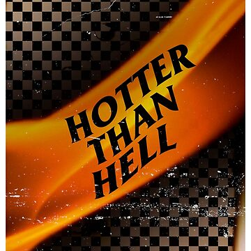 Hotter Than Hell | Accessories by DuaLipaBR