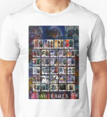 Autobot Heritage Part 1 T-Shirt