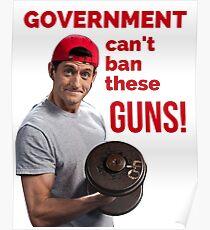 Paul Ryan - Gun Rights Poster