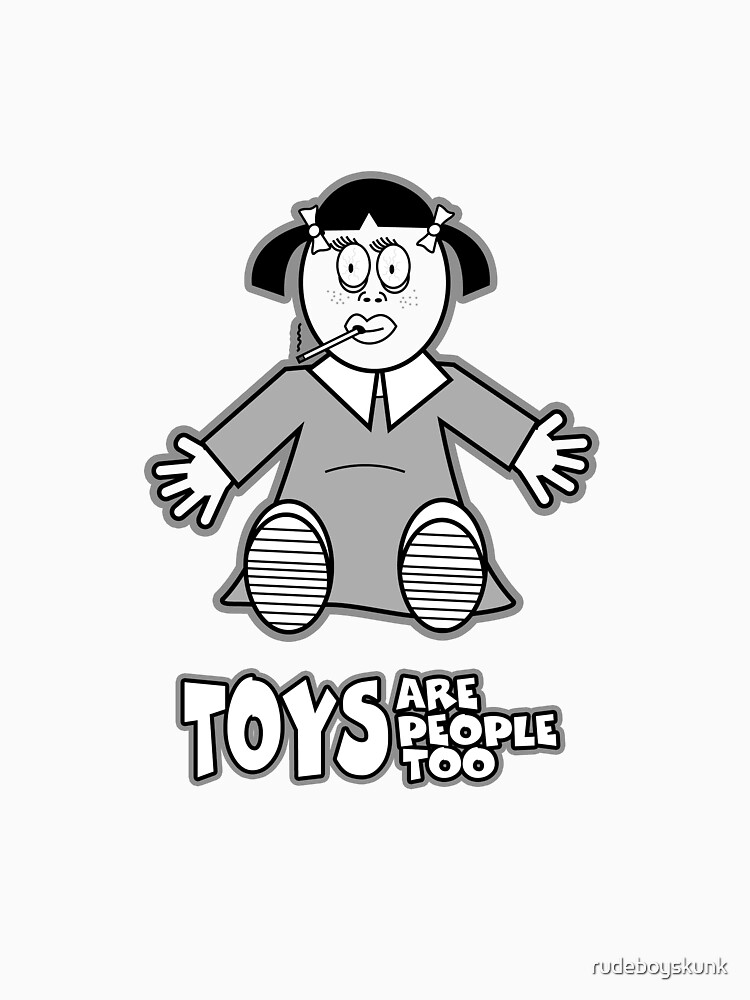 Toys Are People Too - Sally by rudeboyskunk