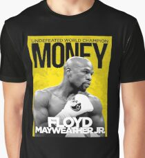 Floyd Mayweather Jr. Graphic T-Shirt