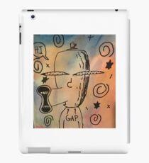 A spoof of art iPad Case/Skin