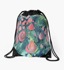 Diurnal Drawstring Bag