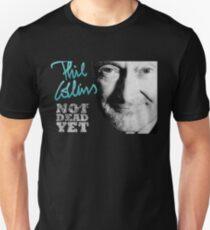 PHIL COLLINS NOT DEAD YET TOUR 2017 T-Shirt