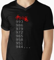 """What's 1000 Minus 7?"" T-Shirt"