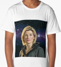 Doctor Who - The 13th Doctor Long T-Shirt