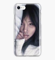 Linger - Taeyeon iPhone Case/Skin