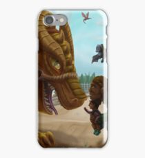 Dragon Riders are Born iPhone Case/Skin