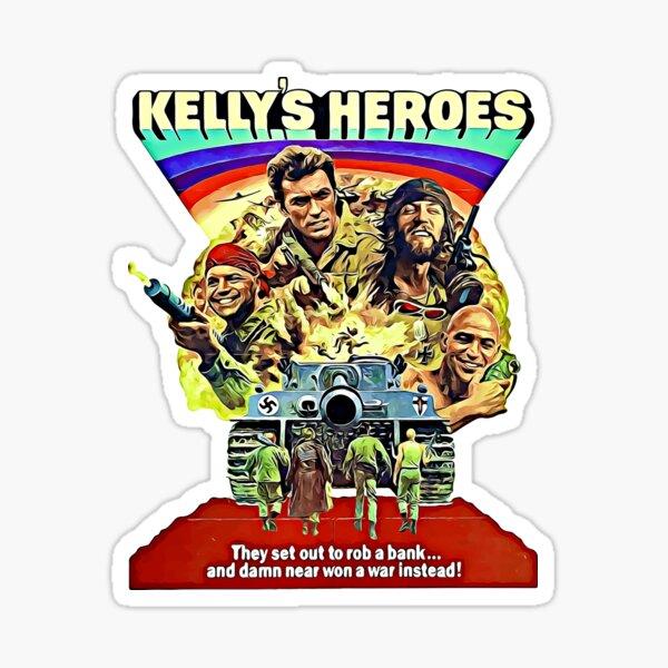 Les héros de Kelly Sticker