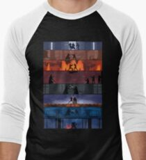 Star Wars Duels Men's Baseball ¾ T-Shirt
