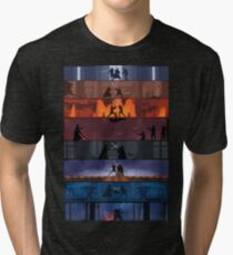 Star Wars Duels Tri-blend T-Shirt