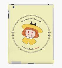 Vampire Madeline iPad Case/Skin