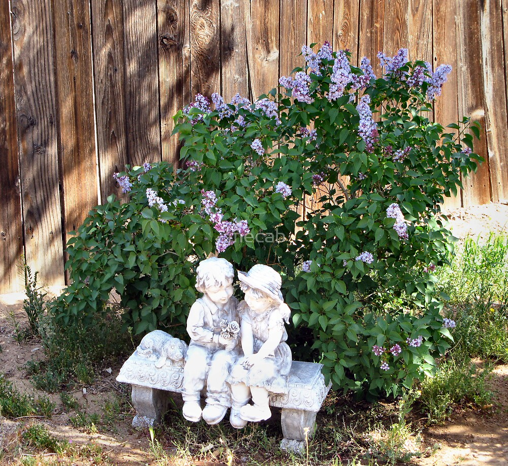 Garden Friends by mecab
